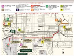 Southern Colorado Map by 2016 Rose Parade Maps Street Closures Parking Nbc Southern