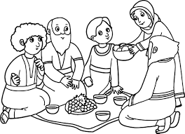 abraham and sarah coloring pages wecoloringpage