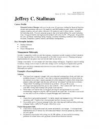 assistant manager resume template finance manager resume template     Job and Resume Template