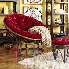 Papasan Chair In Living Room Papasan Taupe Chair Frame Pier 1 Imports
