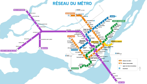Canada Rail Map by Montreal U0027s New Purple Stm Metro Line Mtl Blog