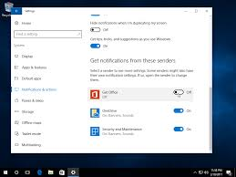 get rid of windows 10 ads office offers and other annoyances