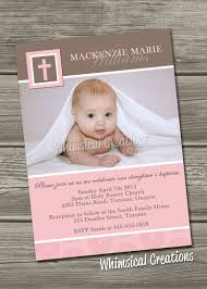 Invitation Cards Baptism Baptism Invitation Best Baptism Invitations Baptism Vitations