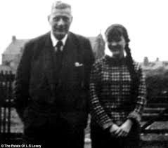 Lowry and Knott-End on Sea - Andrew Ganley Poetry - lowry-and-carole