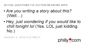 Tinder  Happn  Bumble  Hinge  I tried all the dating apps so you     Philly com