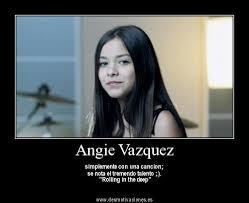 Angie Vazquez - desmotivaciones. - angielaniaquelequitaralafamaajustinaporfin_1