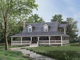 country home plans wrap around porch simple outdoor com