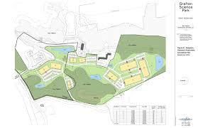 site plan grafton science park