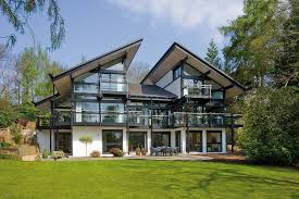 Modern Home Design New England Huf Modern House Design House Design