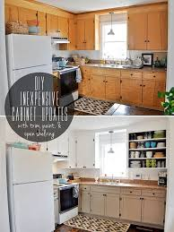 Inexpensive Kitchen Island 25 Best Inexpensive Kitchen Cabinets Ideas On Pinterest