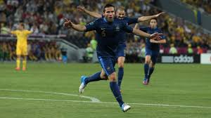 Pertandingan Grup D Ukraina vs Prancis