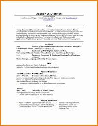 Ms Word Sample Resume by Microsoft Free Resume Template Resume Templates Open Office Free