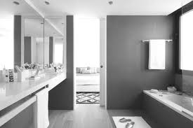 Gray Bathroom Ideas Classy 40 Classic Black And White Bathroom Images Design Ideas Of