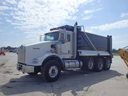 kenwood t600 kenworth dump trucks for sale mylittlesalesman com