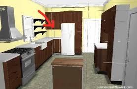 Ikea Kitchen Corner Cabinet by Corner Walk In Pantry No Corner Cabinet