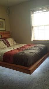 Navy Blue Wall Bedroom Floating Bed Bedroom Pink Wood Bedside Table White Blue Comforter