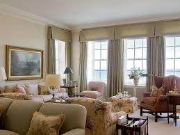 excellent windows treatment ideas for living room with modern