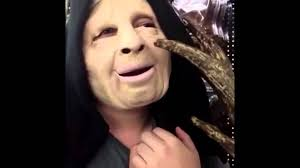choking on finger halloween costume vine loop youtube
