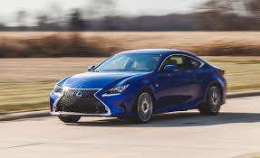 lexus is350 vs audi s3 2015 lexus rc350 f sport instrumented test u2013 review u2013 car and driver
