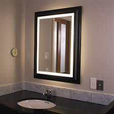 Bathroom Mirror Design Ideas Bathroom Light Up Mirrors Universalcouncil Info