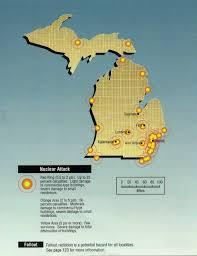 Detroit Michigan Map by Michigan Ley Lines Map Michigan Map
