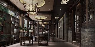 CHINESE TEA HOUSE INTERIOR Google Search Divine Pinterest - Interior design chinese style