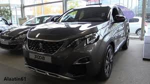 peugot 3008 peugeot 3008 2017 in depth review interior exterior youtube