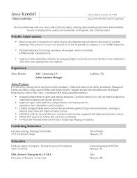 sample homemaker resume safety resume sample resume for your job application resume ehs manager resume for facility manager facility manager