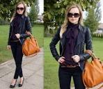 Kristina K-ak – Zara Coat, Stradivarius Bag, Stradivarius Heels