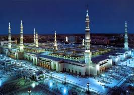 Masjid Nabawi Information in Urdu