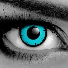 terminator theatrical contact lenses premium cls pair vampfangs