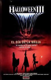 Halloween 3: El Dia De La Bruja
