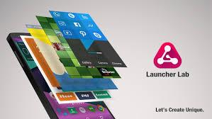 Launcher Lab   DIY Themes apk screenshot