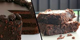 difference between christmas and thanksgiving whats the difference between brownies and chocolate cake