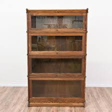 Ladder Bookshelf Pottery Barn Closed Bookshelf With Glass Front Lift Doors Like A Library