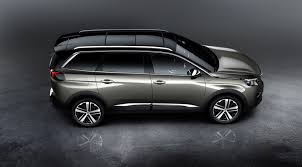 peugeot 2016 models peugeot debuts all new 5008 as a 7 seater suv