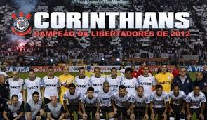 Corinthians campeão libertadores 2012 – Invicto