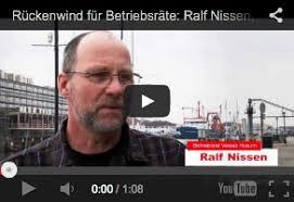 Rückenwind für Betriebsräte (Ralf Nissen) | windstärke13 - video-ralf-nissen