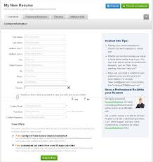 Create Online Resume For Free by Resume Template For Server Set Up Samples Setup Throughout 81