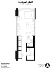 One Room Apartment Floor Plans Home Design One Bedroom Apartment Blueprints Architect Cad