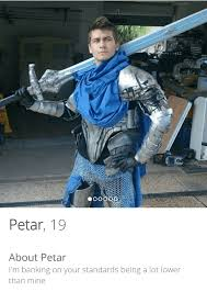 Epic Tinder Profiles Runt Of The Web