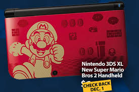 nintendo 3ds xl black friday sale walmart u0027s cyber monday sale includes a great ps4 bundle and