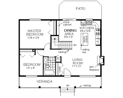 Small 3 Bedroom House Floor Plans by Small House Floor Plans Under 1000 Sq Ft Design Best House Design