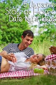 Awesome Stay at Home Date Night Ideas JaMonkey