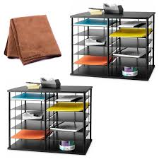 Desk Organization Accessories by Amazon Com Rubbermaid 12 Slot Organizer 21w X 11 3 4