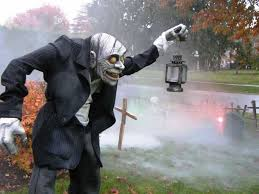 animated outdoor halloween decorations home decorating interior
