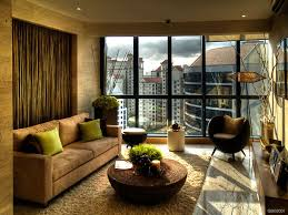 Modern Living Room For Apartment Interesting Stylish Apartment Living Room Design Ideas Modern