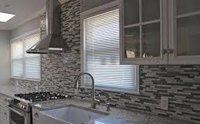 Wall Tiles Kitchen Backsplash by Grey Mosaic Kitchen Wall Tiles Outofhome