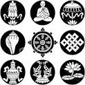 Image result for buddhist symbols