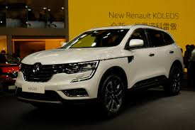 All Renault Models Renault Koleos Full Uk Prices And Specs Revealed Auto Express